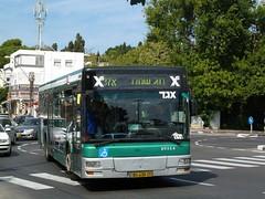 85-438-01 (29314) (Elad283) Tags: man bus israel publictransportation transportation haifa ישראל חיפה a21 egged אוטובוס אגד eggedbus nl313 israelbus haifabus