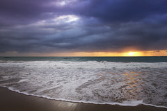 Maracaípe beach (marcelo.guerra.fotos) Tags: sea costa brasil clouds mar litoral pernambuco maracaípe ipojuca marceloguerra