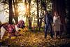 Don't Fear The Raptor (Rick Nunn) Tags: trees strobist photographer rick nunn dinosaur golden hour owen claire autumn uk woods goldenhour spadge