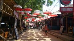 Gili Trawangan rue principale