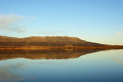 Laugardalur (oeiriks) Tags: autumn lake reflection water landscape laugarvatn laugardalur oeiriks sonyalpha350