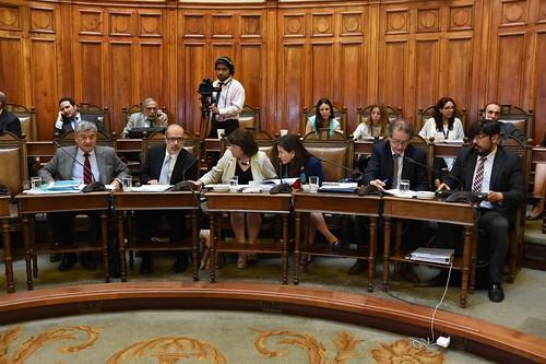 Ministra de Educación en Comisión Mixta de Presupuesto