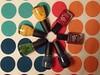 Colors of the Rainbow (picsbyrita) Tags: rainbow nailpolish ansh scavenger17 ansh66
