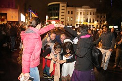 Maha Harinama Sankirtan for Srila Prabhupada's Disappearance Day - 14/11/2015 - IMG_2865 (DavidC Photography 2) Tags: china street uk november autumn party england west london night square temple for town hare day dancing circus 10 leicester 14 soho saturday piccadilly international end 14th krishna krsna society maha signing prabhupada sankirtan consciousness harinama mandir radha disappearance harekrishna chanting radhakrishna w1d 2015 iskcon srila 3dl iskconlondon internationalsocietyforkrishnaconsciousness