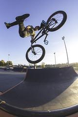 Poki | Whip (Marin Lonar) Tags: canon bmx extreme osijek croatia fisheye skatepark 8mm extremesport poki t3i miniramp 600d rokinon pannonian pannonianchallenge