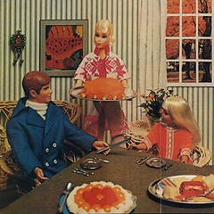 HAPPY THANKSGIVING EVERYBODY! (ModBarbieLover) Tags: thanksgiving magazine 1971 ken barbie skipper talk