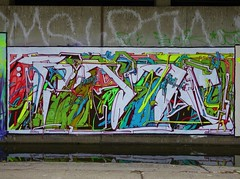 Art by Jaw DMV (Da Mental Vaporz) French graffiti crew (75kombi) Tags: jaw dmv damentalvaporz frenchgraffiticrew jawdmv dmvfrance