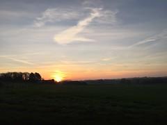 Levé de soleil (karine_avec_1_k) Tags: christmas family famille sunrise bretagne noël leverdesoleil grandauverné