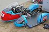 1960 Triumph 6T 840cc Sidecar