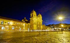 Plaza de Armas del Cusco (oeyvind) Tags: peru cuzco cusco perú per iglesiadelacompañíadejesús plazadearmasdelcusco xf1024mm