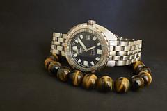 Wrist Things (Stueyman) Tags: sony alpha a6000 24mm za zeiss watch beads