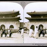 A VISIT TO OLD KOREA in 1902, No.20 --  Korea As it Was, Captured in 3-D by HERBERT G. PONTING thumbnail