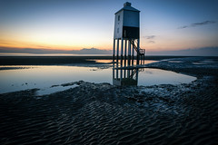Standing Tall (Joshua Maguire Photography) Tags: landscape water seascape nature travel adventure beauty sea light house sunset colour blue hour long exposure