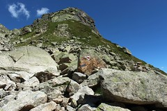 Val d'Arpette (bulbocode909) Tags: valais suisse valdarpette montagnes nature rochers nuages paysages vert bleu