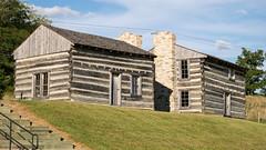 Replicas of former Adamsville buildings (Nicholas Eckhart) Tags: america us usa 2016 retail stores bobevans bobevansfarm farm ohio oh riogrande adamsville village recreation