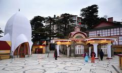 The Kalibari of Shimla. (draskd) Tags: shimlakalibari shimla hp india draskd nikond7100 temple hindutemple goddesskali shyamala puja devi devikali