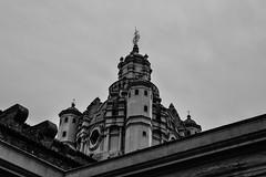 Catedral (Franco Ruiz Fotografias) Tags: byn blanco y negro monocromatico nikon plaza catedral