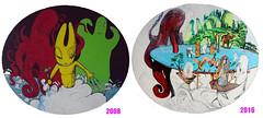 canvas 2008 2016 (mc1984) Tags: mc1984 aleister236 canvas ink acrylic