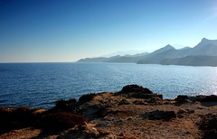 Naxos (ika_pol) Tags: naxos greece cyclades cycladesislands greekislands morning port geotagged mediterranean naxostown aegeansea sea aegean palatia