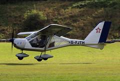 G-FJTH (wiltshirespotter) Tags: popham aeroprakt a22 foxbat
