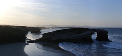 Panorama 1c (Jonathan_in_Madrid) Tags: 2016 pentaxk3 galicia da40mmf28limited panorama playadelascatedrales