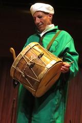 Master Musicians Of Jajouka (2016) 09 (KM's Live Music shots) Tags: worldmusic morocco sufimusic mastermusiciansofjajouka tbelmoroccan drums transcenderfestival miltoncourt
