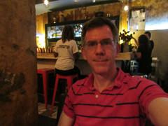 Gallo Negro, restaurant in Miramar, San Juan, Puerto Rico (Paul McClure DC) Tags: miramar santurce paulmcclure sanjuan puertorico caribbean july2016