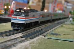 Southland model train show. (Chicago Rail Head) Tags: modeltrains modeltrainshow localmodeltrainclubs differentscales steamlocomotives diesels nhoso27ggauge oaklawnill