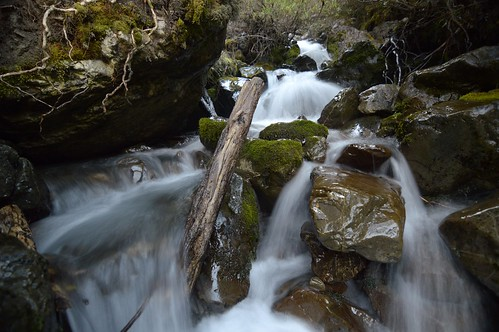 Arthurs pass waterfall