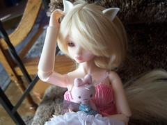 100_2578 (EilonwyG) Tags: bjd abjd luts kiddelf elfcherry