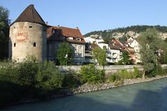 Right bank of Ill River, 17.06.2012. (Dvis Kavi) Tags: austria feldkirch panoramio