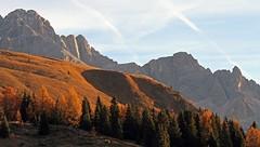 Cima dell'Uomo range - Marmolada Group (Dolomites) (ab.130722jvkz) Tags: italy trentino veneto alps easternalps dolomites marmoladagroup mountains