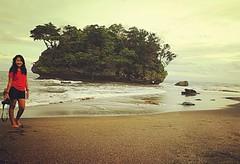 #pangandaran #beach #khelsie (khelsie) Tags: instagramapp square squareformat iphoneography uploaded:by=instagram rise