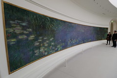 NH0A0519 (michael.soukup) Tags: impressionism impressionist art orangerie musee musedelorangerie paris france painting waterlilies monet matisse picasso sisley museum mural tuileries concorde masterpiece
