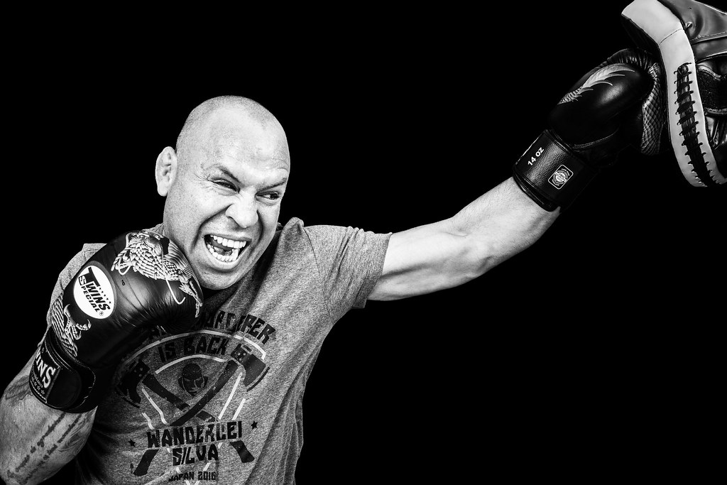 The world 39 s best photos of lutador and thai flickr hive mind for Wanderlei silva tattoo