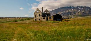 Abandoned house ( Dagverðará ) explored