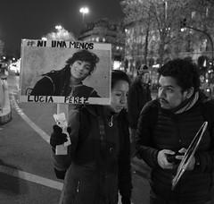 _DSF9098 (sergedignazio) Tags: france paris street photography photographie fuji xpro2 internationale lutte violences femmes