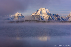 Transitions (James Neeley) Tags: tetons gtnp grandtetonnationalpark mountmoran jacksonlake landscape jamesneeley