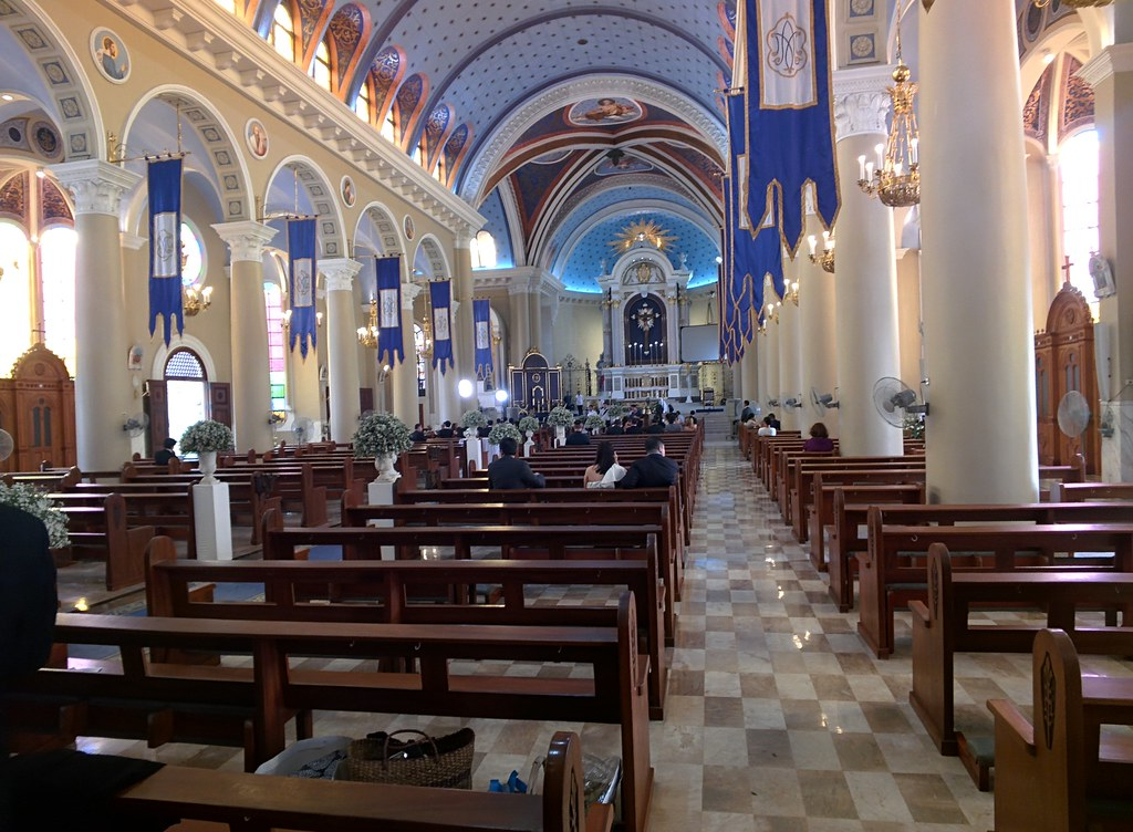 Immaculate Conception Cathedral Cubao by brownpau, on Flickr