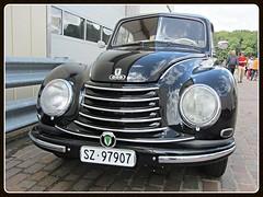DKW 3=6 (F91) (v8dub) Tags: dkw 3 6 auto union autounion schweiz suisse switzerland german pkw voiture car wagen worldcars automobile automotive old oldtimer oldcar klassik classic collector