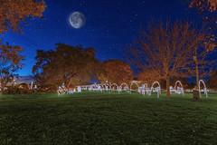 Starry Starry Nights in Llano, Texas 10 (Largeguy1) Tags: approved landscape christmaslights canon 5d mark iii