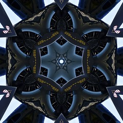 Kaleido Abstract 1538 (Lostash) Tags: art abstract patterns symmetry colours shapes textures kaleidoscopes
