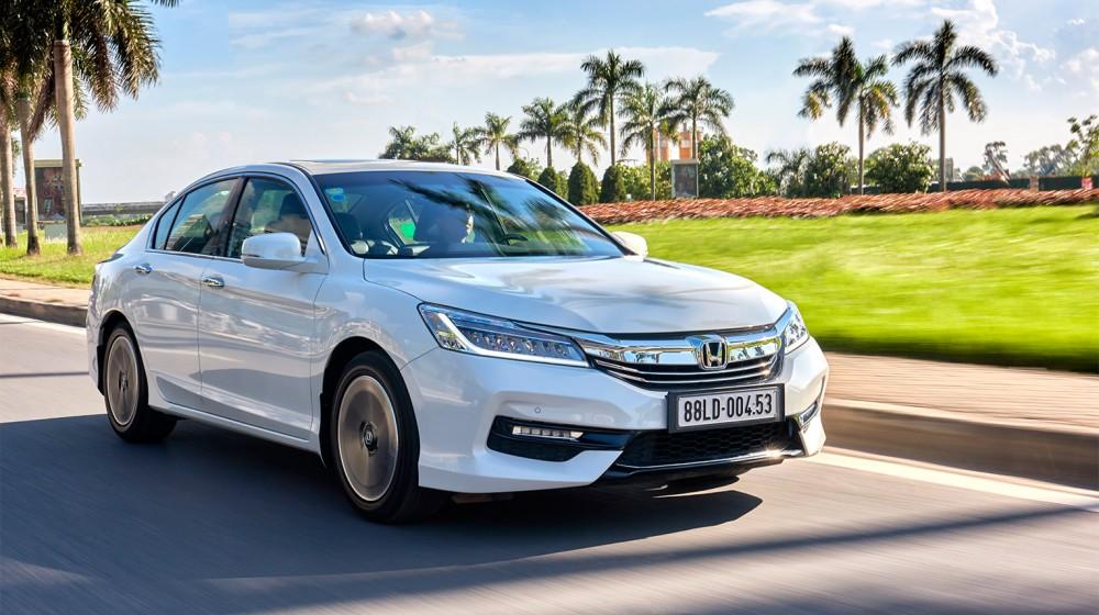 Nghỉ dưỡng 5 sao, Xứng tầm xe đỉnh Sở hữu Honda Accord và Honda Odyssey mới với quà tặng hấp dẫn đầy giá trị trong tháng 12/2016