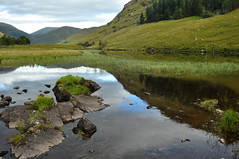 Meall Sguman over Loch na Leitreach (hr43) Tags: fallsofglomach sallachy loch long dornie wester ross highland scotland