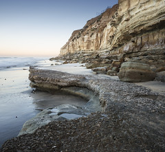 san diego : solana beach (William Dunigan) Tags: san diego solana beach del mar southern california ocean sea seascape shoreline cliff