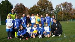 Plateau U11F et match U14F - 19/11/2016