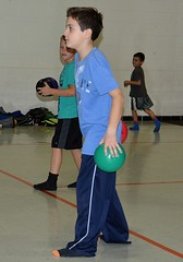 TRC 113016 084 (Tolland Recreation) Tags: boys girls kids children youth tweens sports dodgeball recreation fitness exercise game contest competition balls throwing tolland connecticut