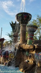 December 01, 2016 (1) (gaymay) Tags: california desert gay love riversidecounty coachellavalley fountainoflife fountain water cathedralcitytowncenter cathedralcity