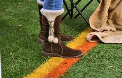 2016-11-20 (34) 2nd day at Nike Park Turf, Great Falls VA (JLeeFleenor) Tags: photos photography va virginia nikepark greatfalls girls woman femme frau vrouw donna lamujer dona امرأة жена 女子 žena kvinde nainen γυναίκα האישה nő औरत wanita 女性 여자 kvinne زن kobieta mulher женщина kvinna หญิง kadın жінка ngườiphụnữ boots shoes footwear footgear outside outdoors jeans