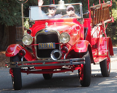 1928 Ford Model AA Fire Engine - Saratoga Fire District 4 (Jack Snell - Thanks for over 24 Million Views) Tags: 1928 ford model aa fire engine saratoga district